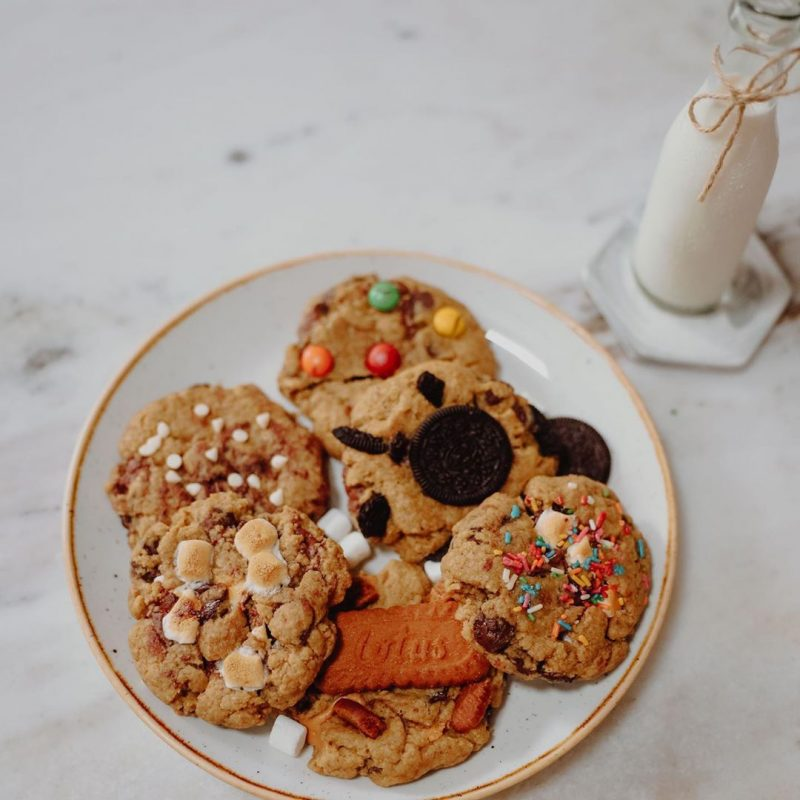 butterspace cookies