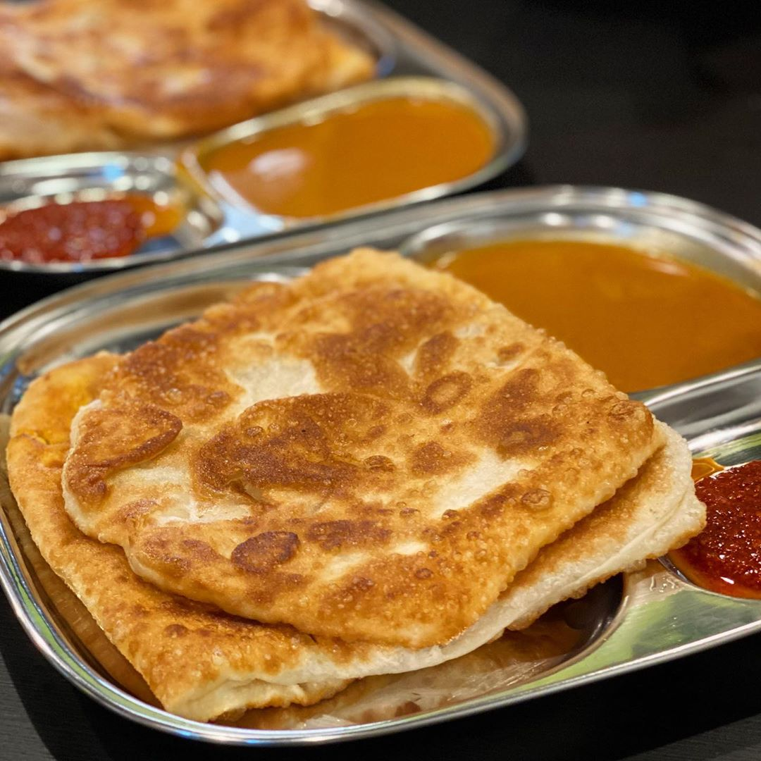 best prata in singapore