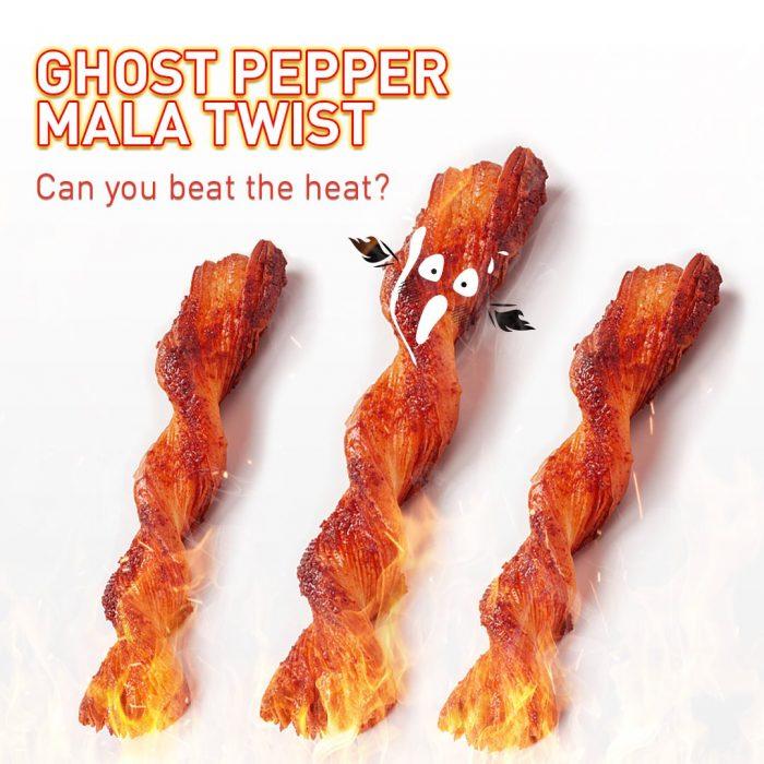 ghost pepper breadtalk