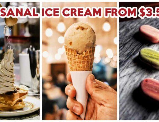 ice cream singapore