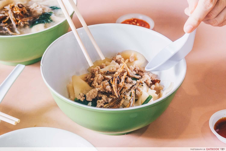 Dry Signature Mee Hoon Kueh