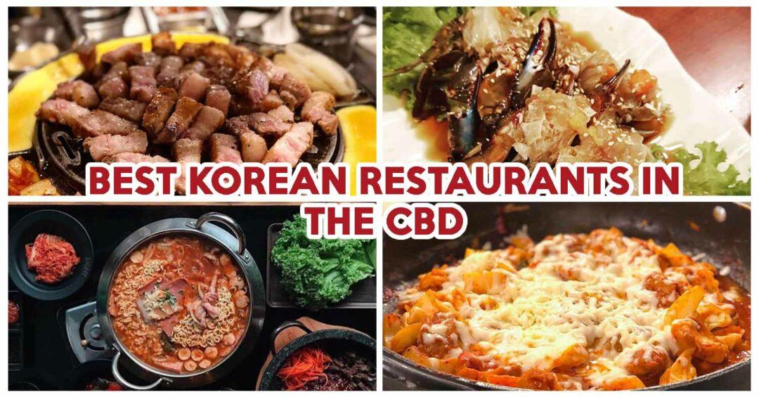 best korean restaurants in tanjong pagar