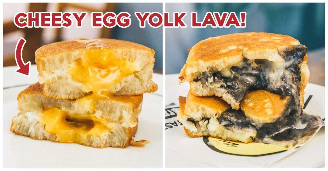 Egg Taste Feature
