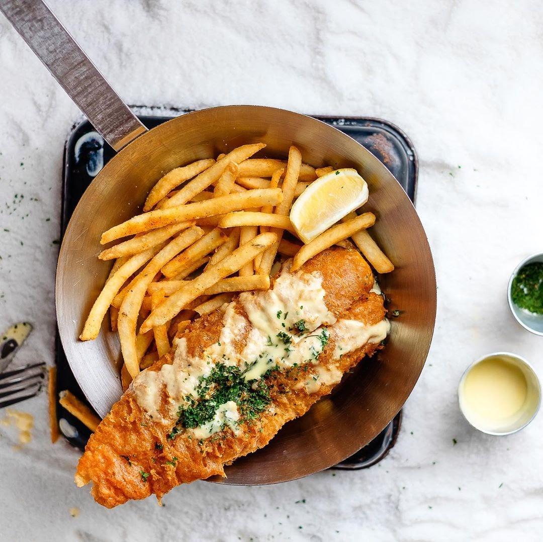 AMK Hub food Fish and Co