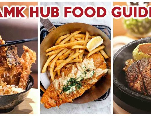 AMK Hub Food Guide
