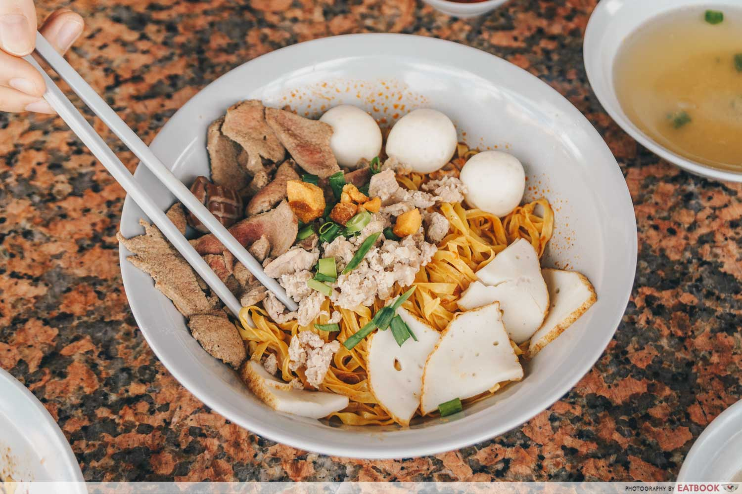 Authentic Bak Chor Mee