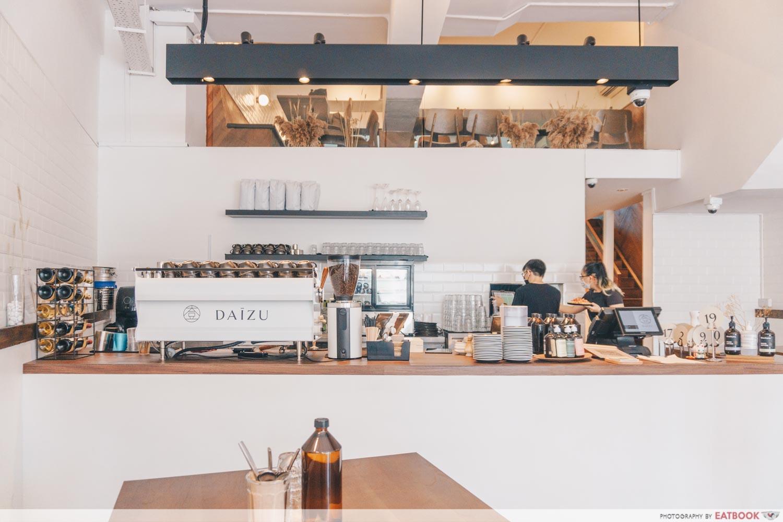 Daizu Cafe Counter
