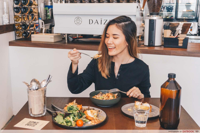 Daizu Cafe Verdict