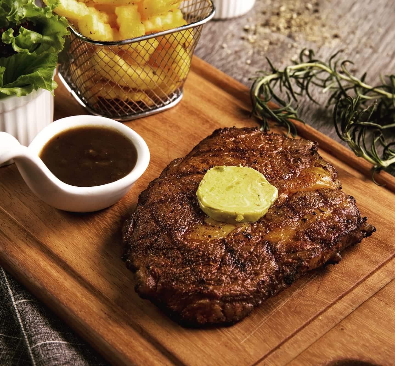 Free-flow Steaks