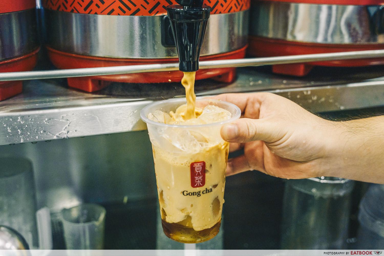 Gong Cha Caramel