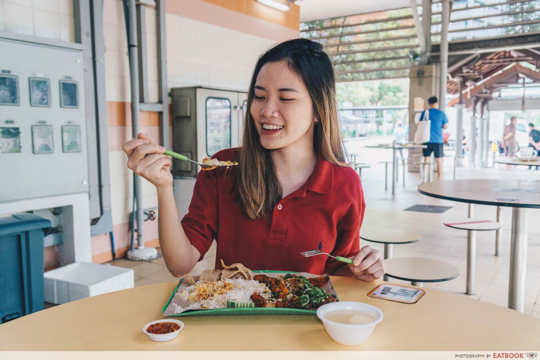 Green Chilli Chicken Rice Verdict