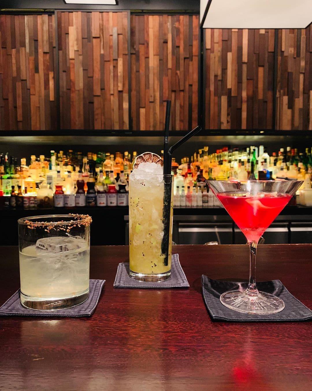 Hi5SG Dine-In Set with Cocktail