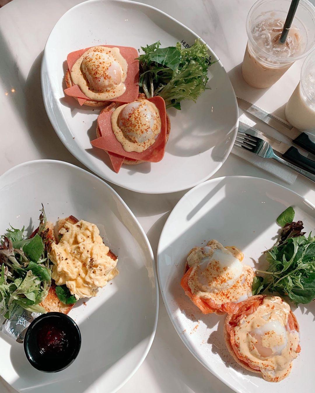 Hub and Spoke Food breakfast in singapore