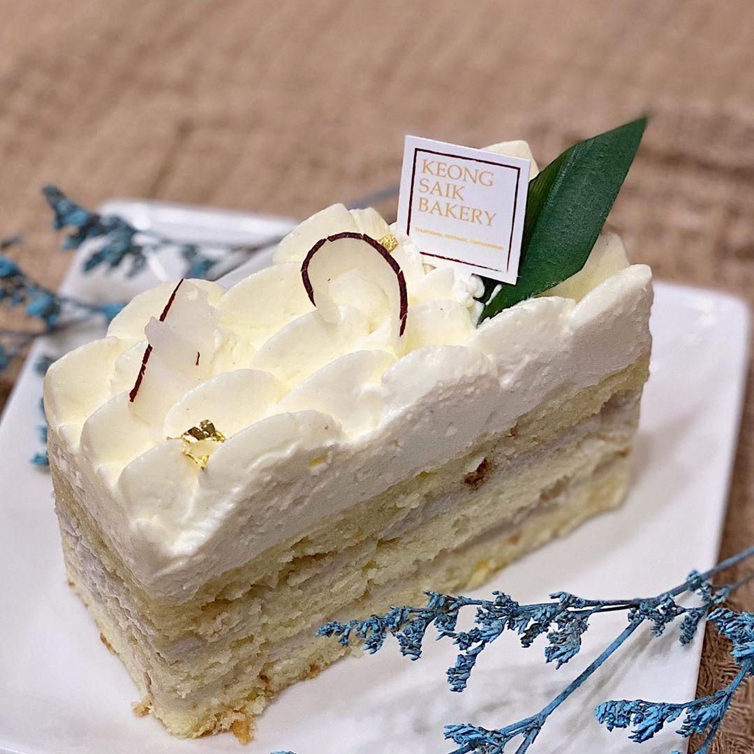 Keong Saik Bakery - Orh Nee Cake 3