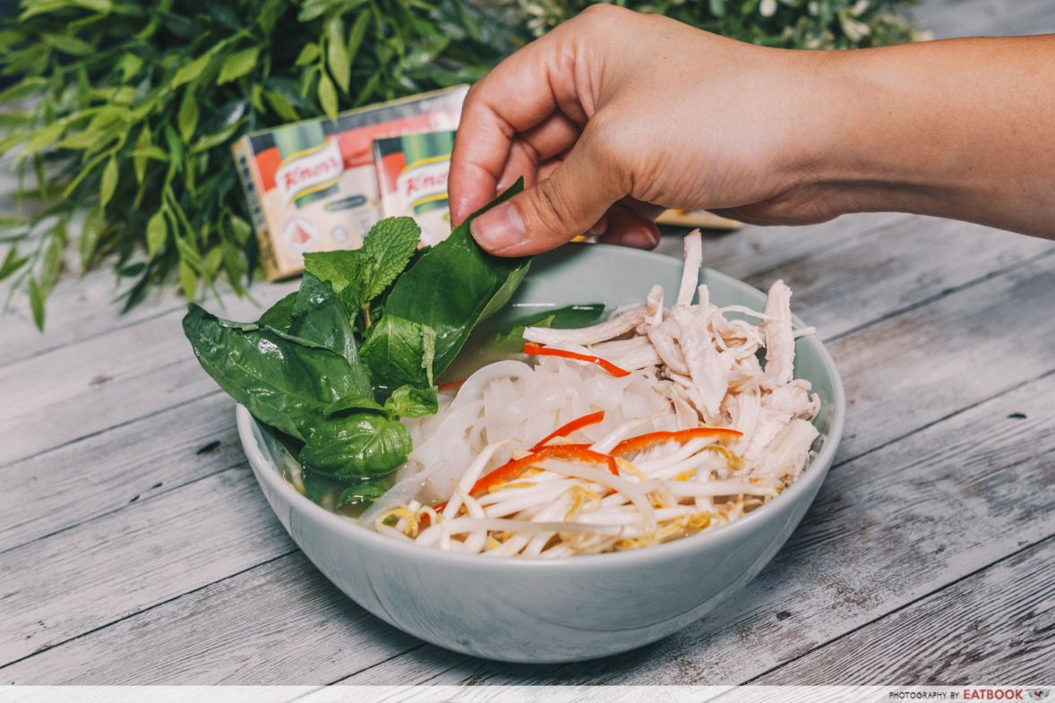Knorr Chicken Pho