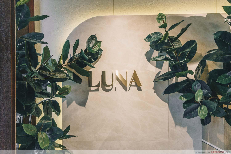 Luna storefront