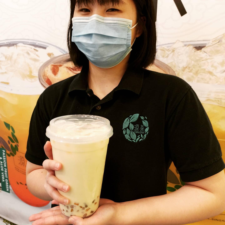Milk Tea 1-Litre