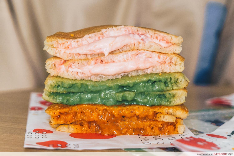 Munchi Delights - pancakes