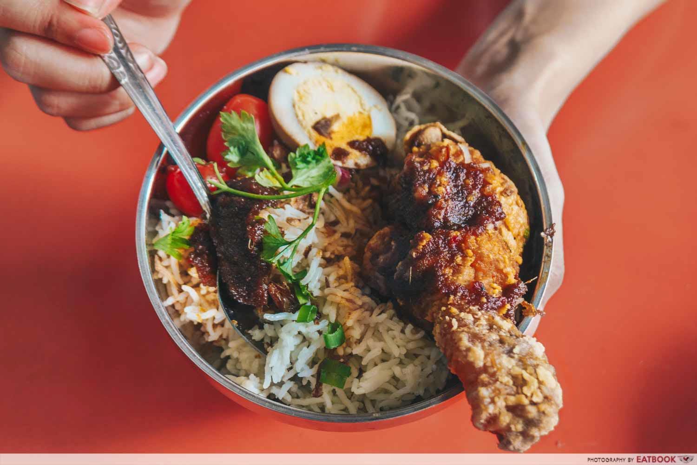 Nine Spices - singa bowl