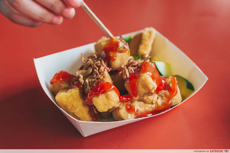Nine Spices - tofu fries