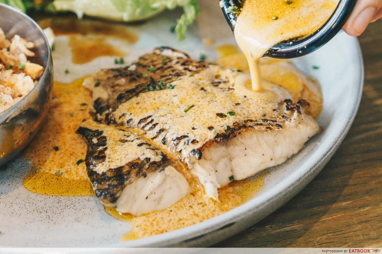 Seafood Cream