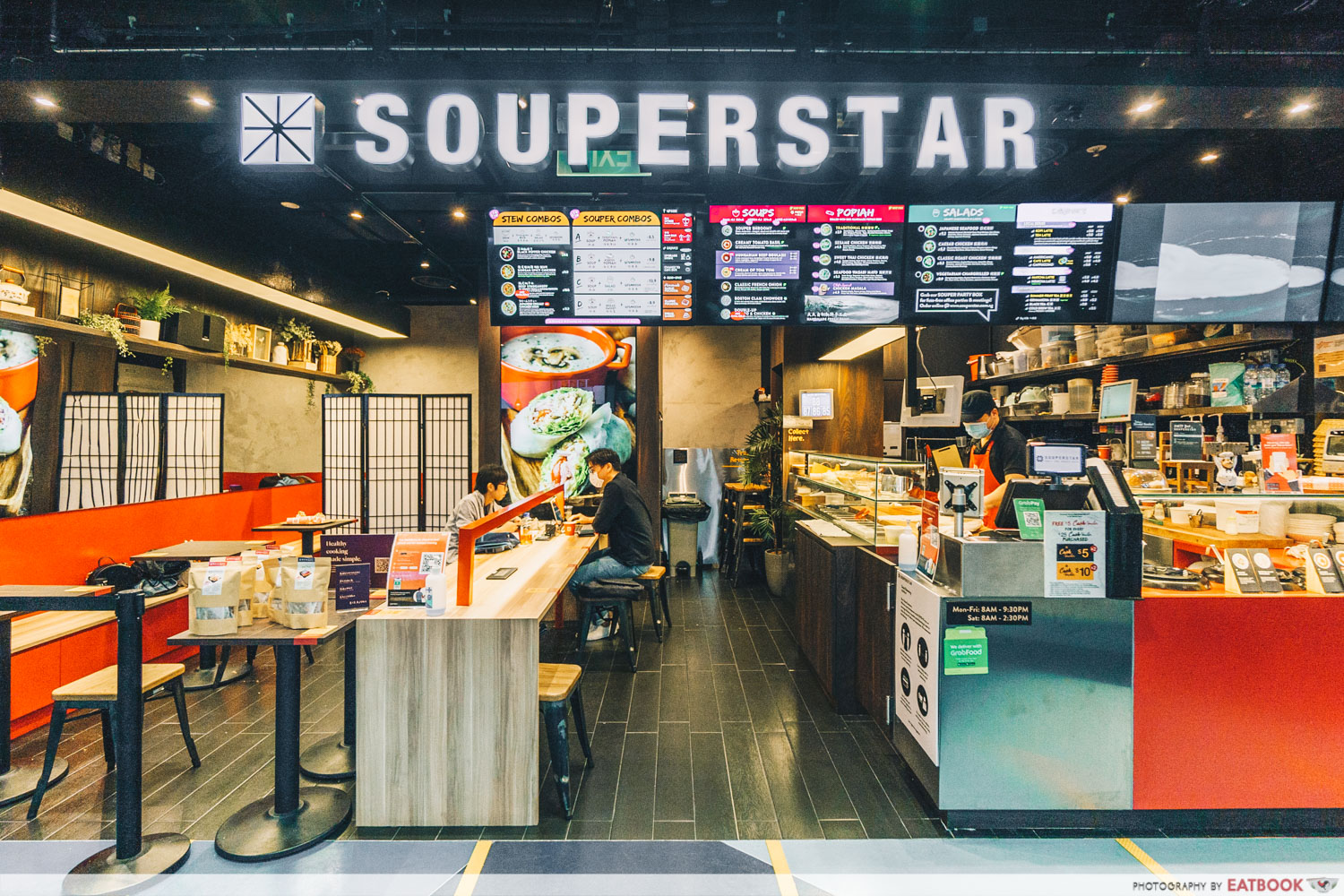 One Raffles Place Souperstar Store