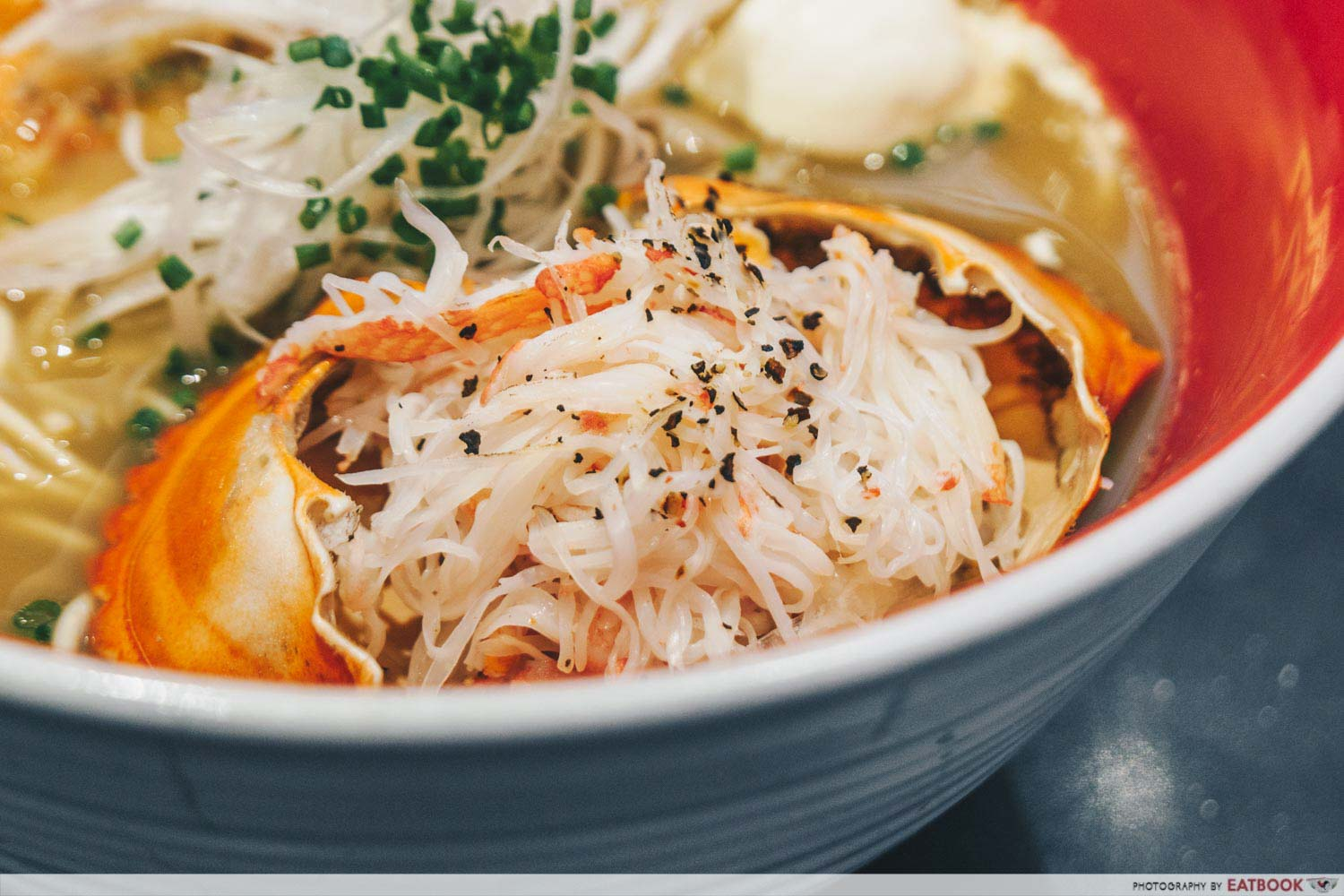 Tsuta New Menu - japanese snow crab