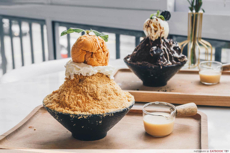 Wan Wan Thai Cafe - bingsu