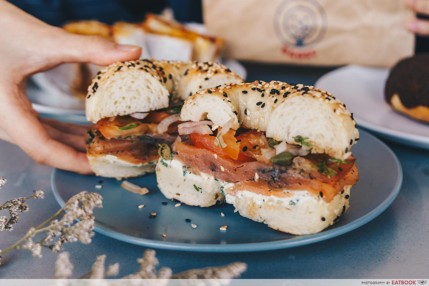 able bagel - love you lox