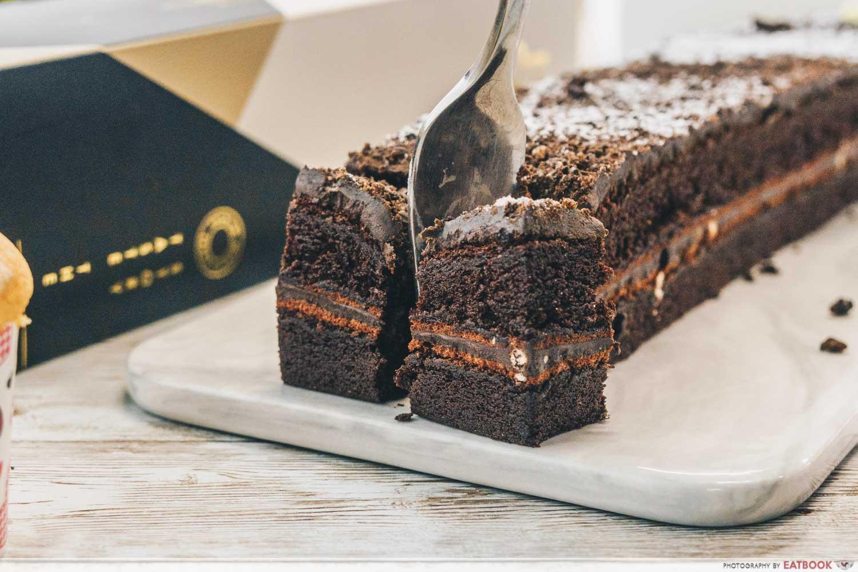 classique cake choco