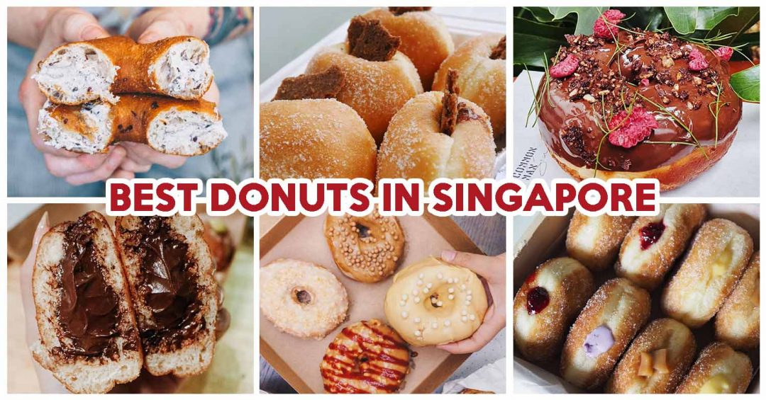 donuts in singapore