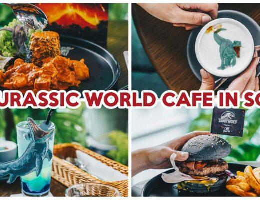 jurassic world cafe