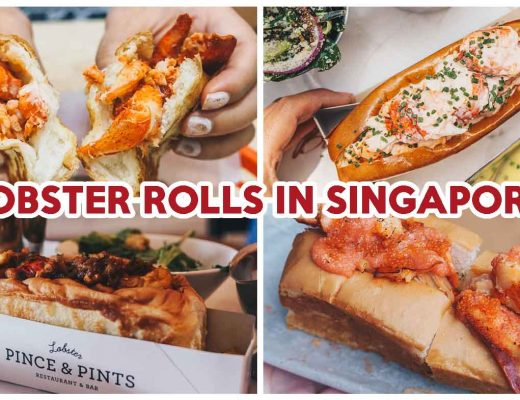 lobster rolls singapore