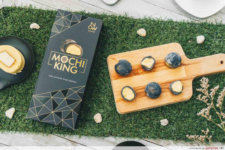 msk durian mochi now bakery