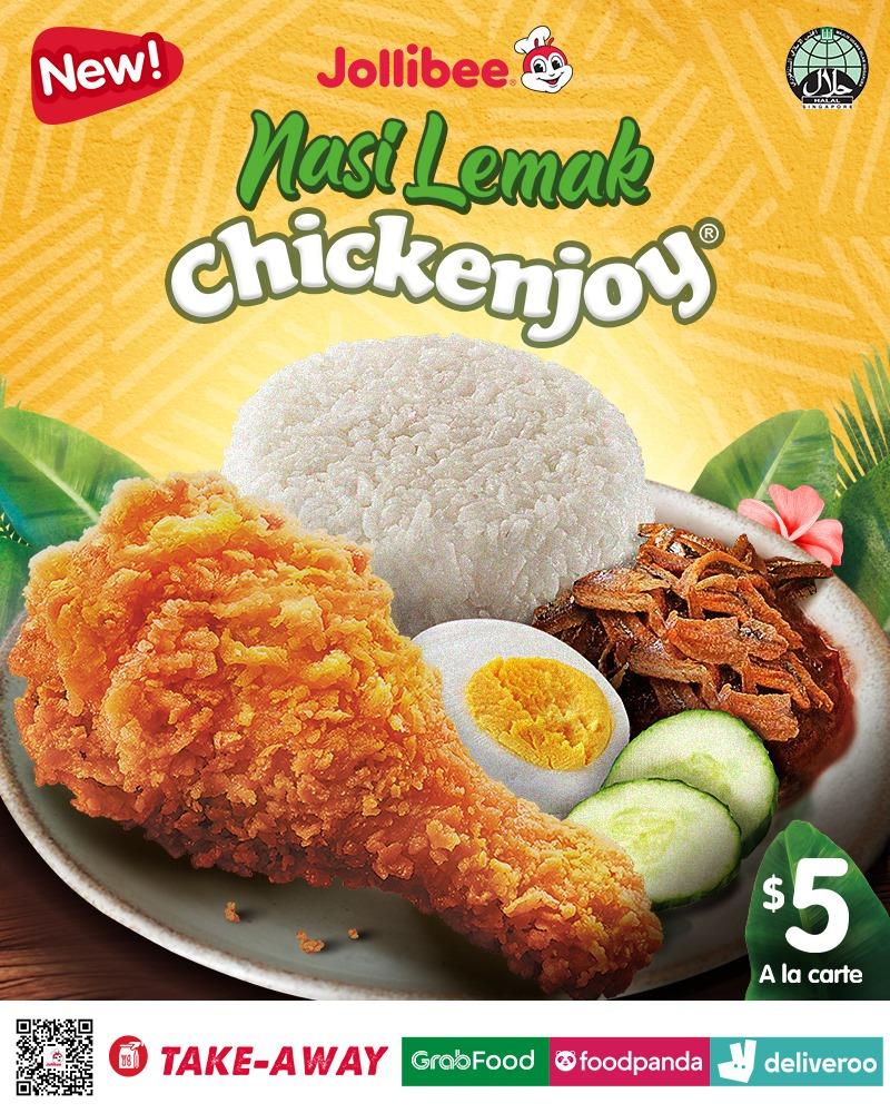 nasi lemak chickenjoy