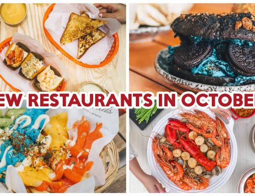 new restaurants october 2020