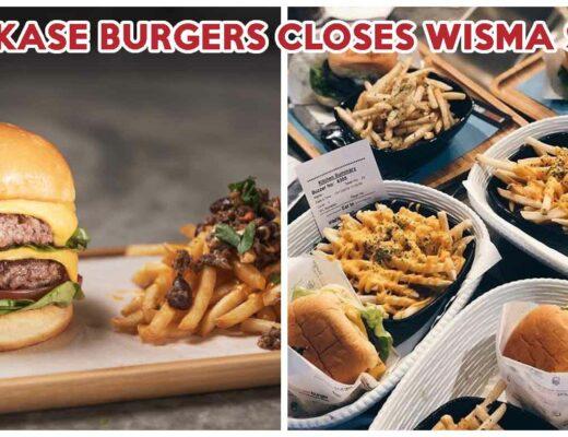 omakase burger wisma