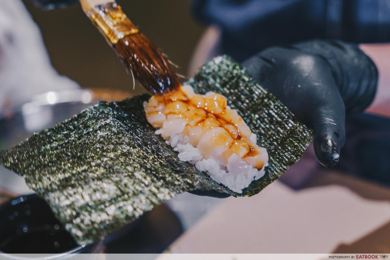 rappu - freshly made rolls