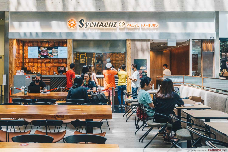 syohachi wagyu hamburg