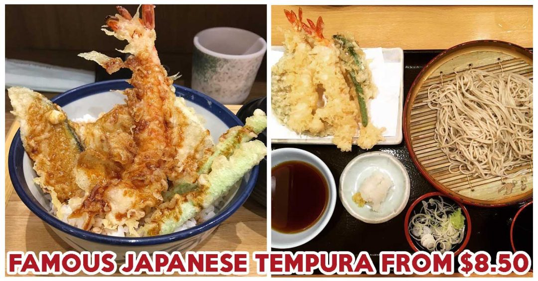 tempura tendon tenya - feature img