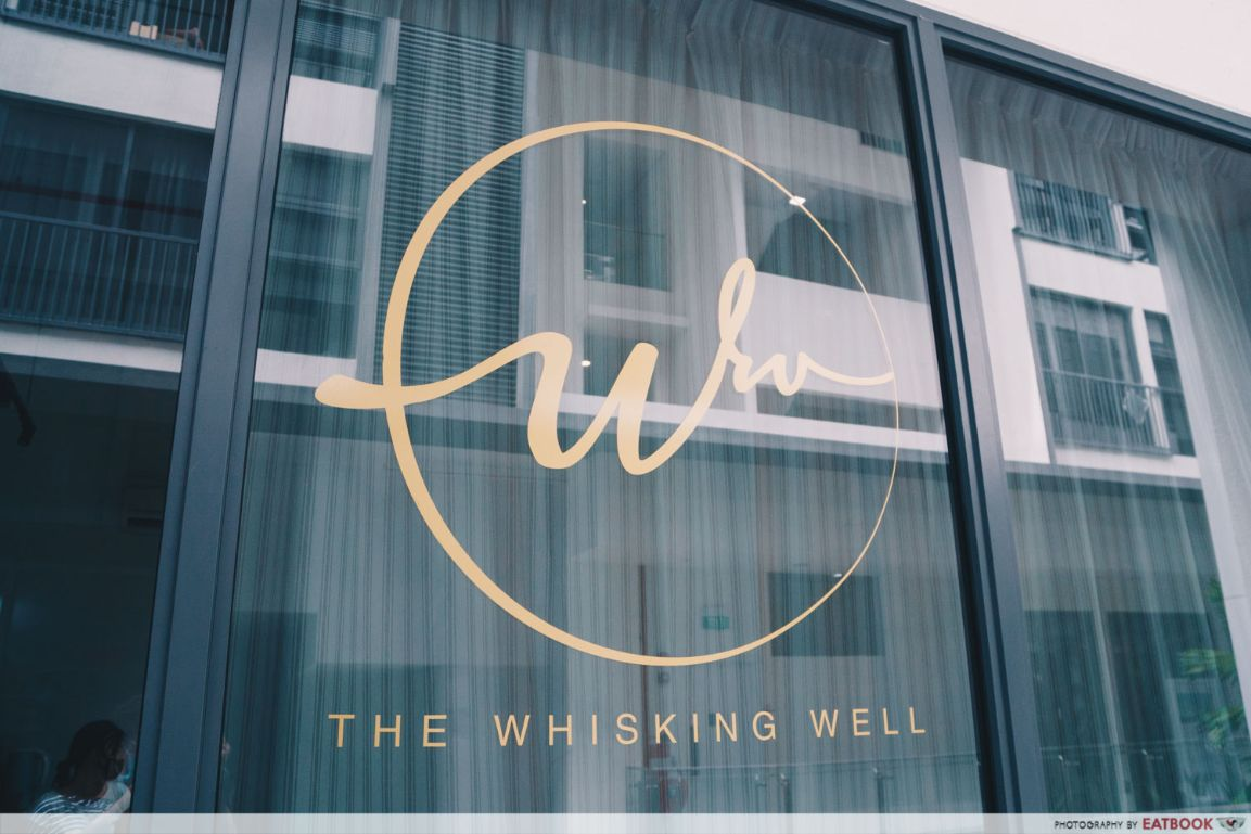 the whisking well