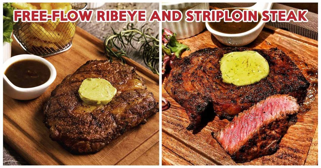 Stirling Steaks Feature