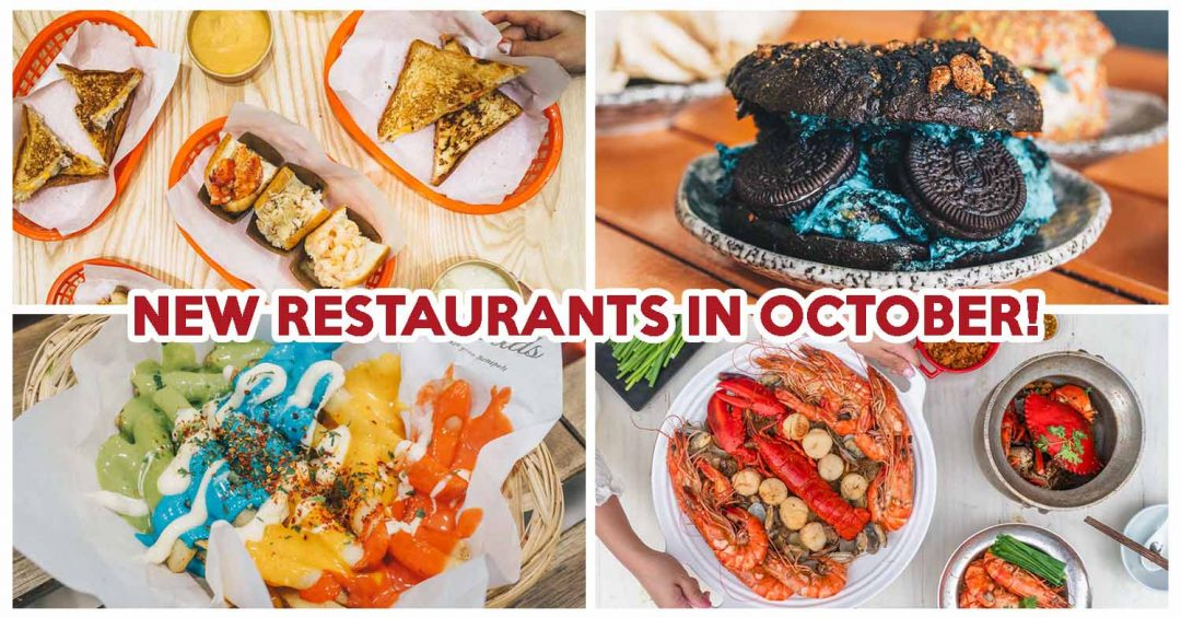 new restaurants october 2020