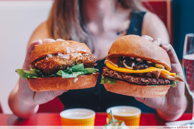 Burgers 8ASH
