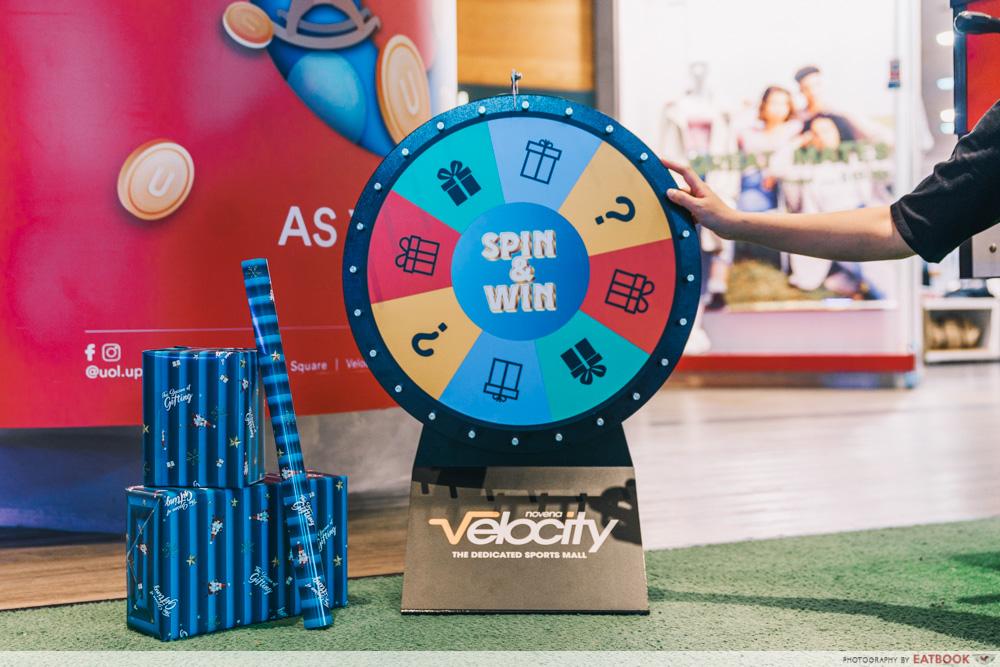 velocity@novena square spin and win