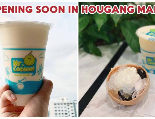 MR coconut hougang