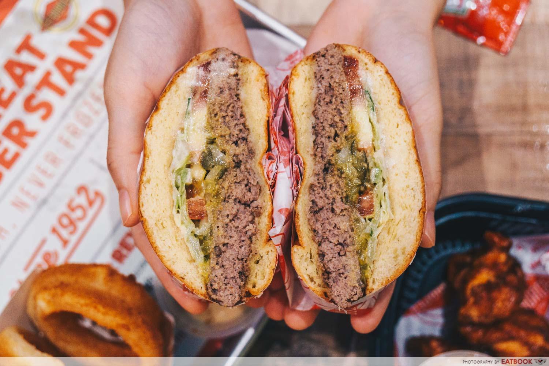Original Burger Beef Patty