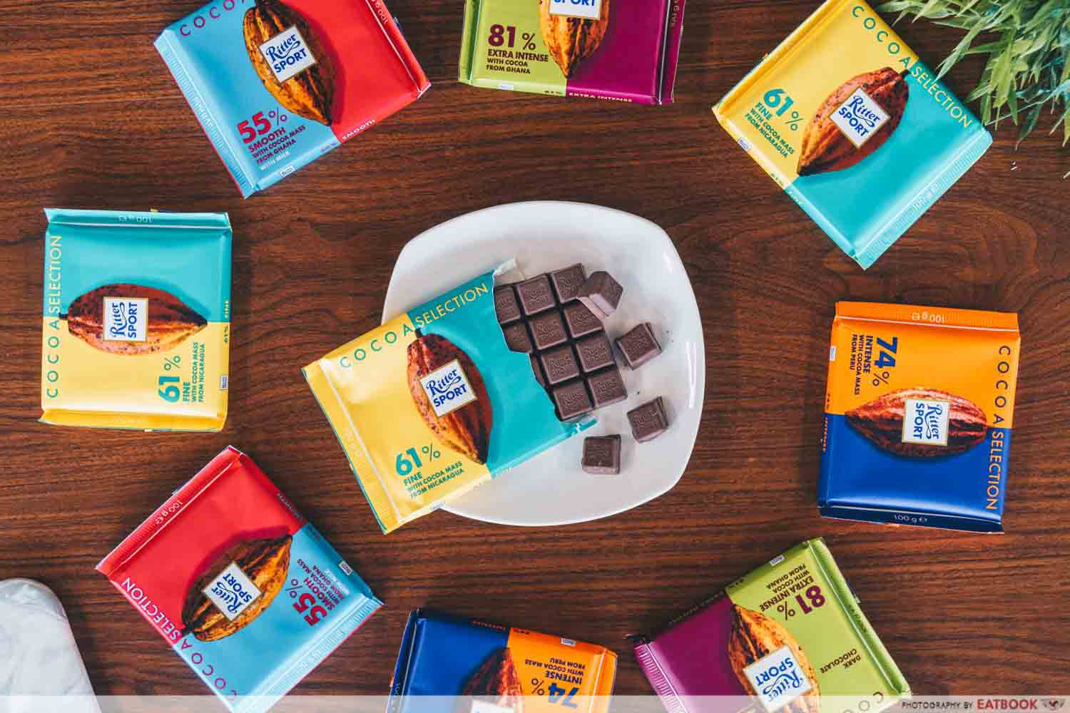 Ritter Sport - giveaway