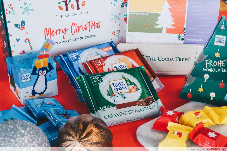 Ritter Sport - jolly gift set