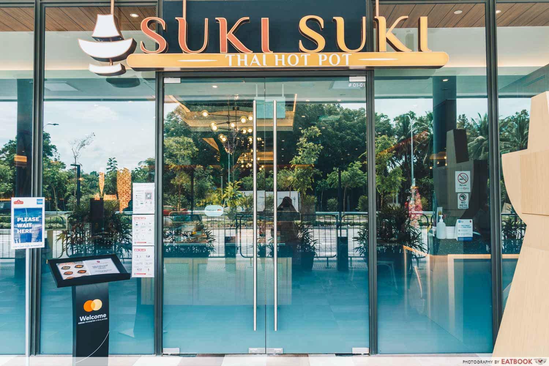 Suki Suki Thai Hot Pot - storefront